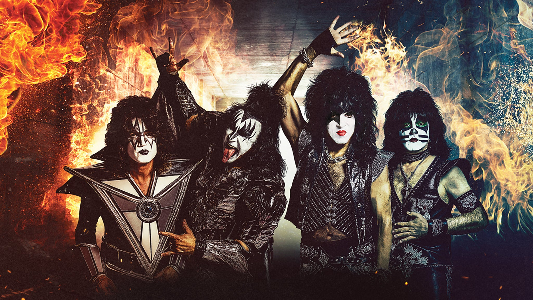 KISS: End of the Road World Tour at Oakland Arena