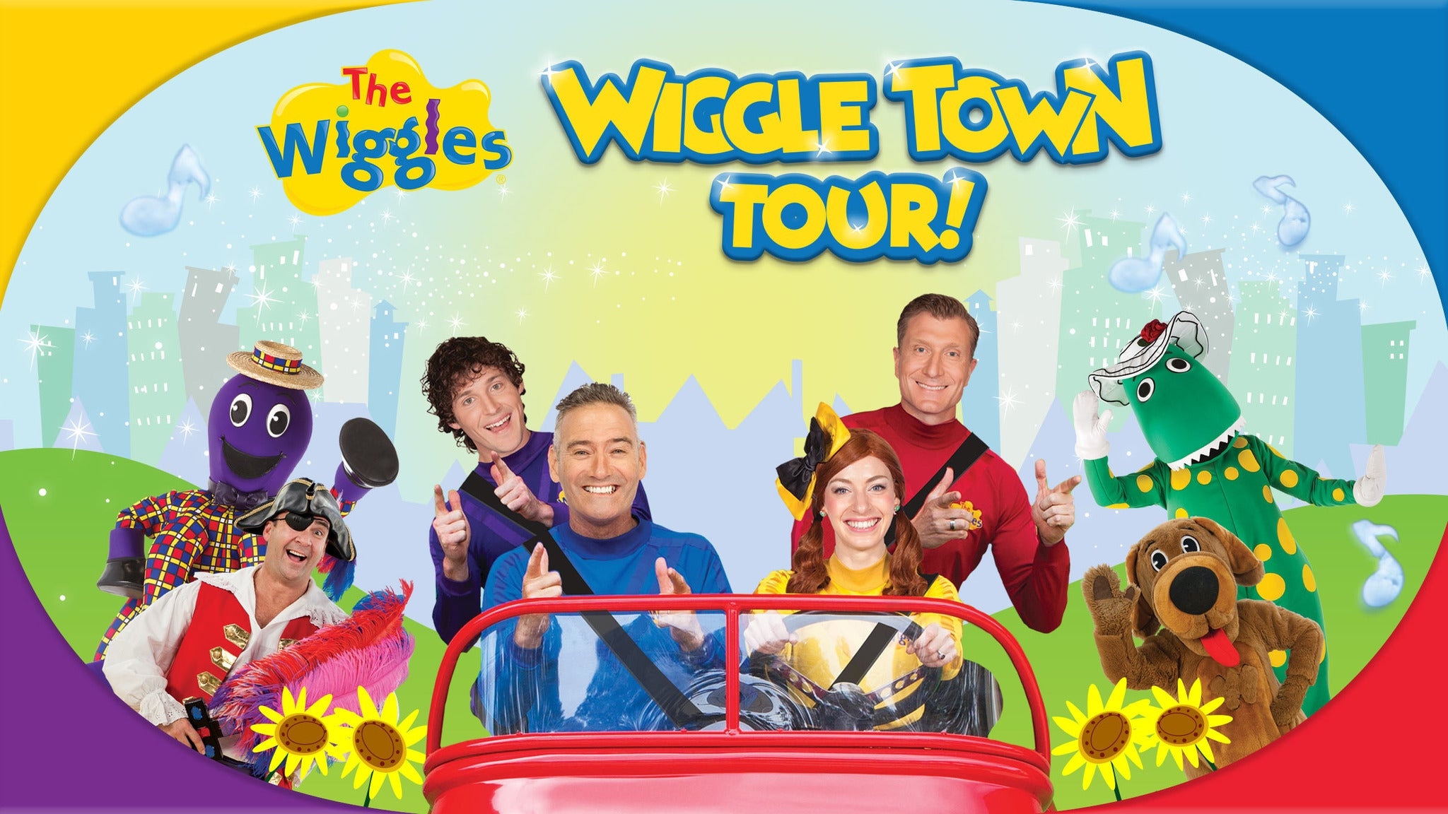 The Wiggles at Tower Theatre