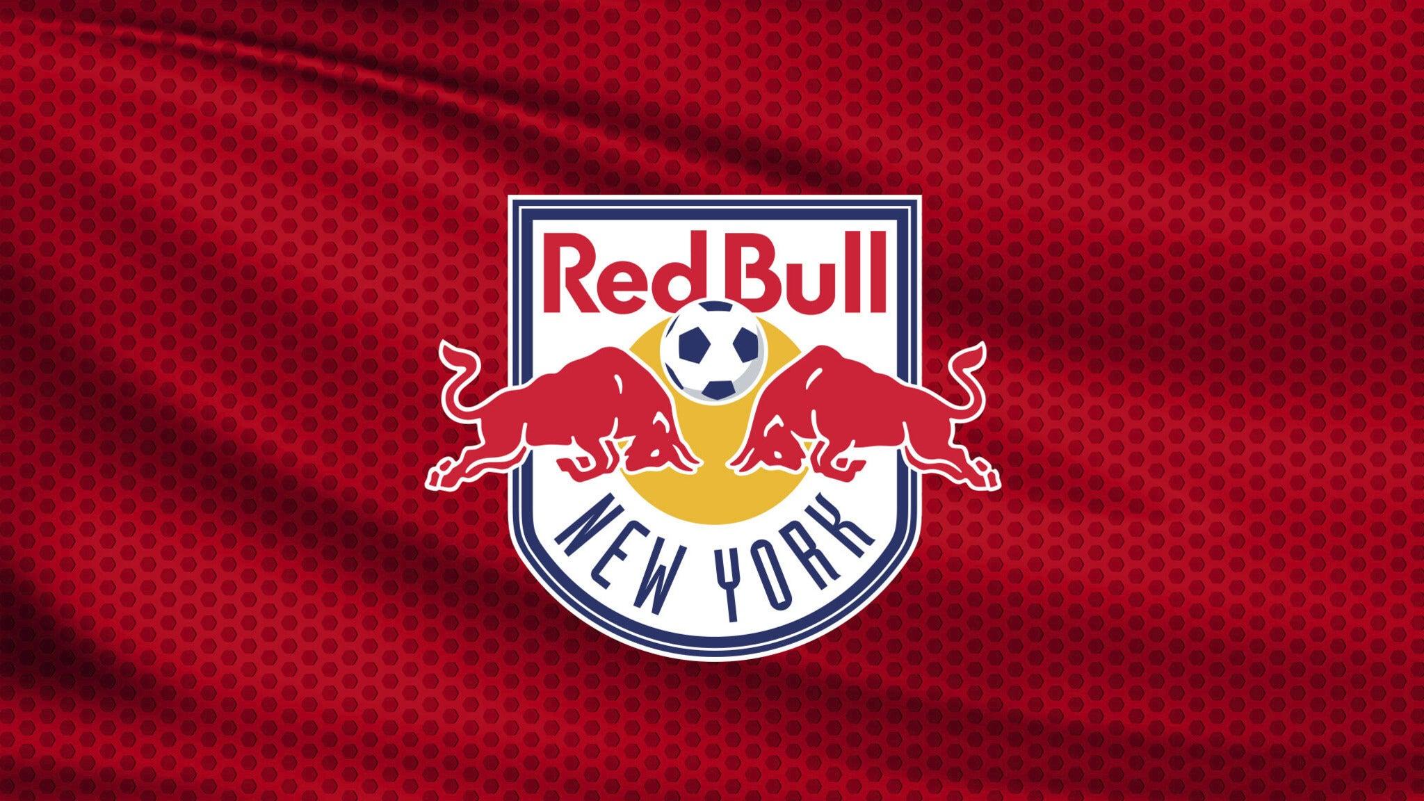 New York Red Bulls vs. Nashville SC