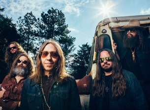 Blackberry Smoke w/ Bishop Gunn