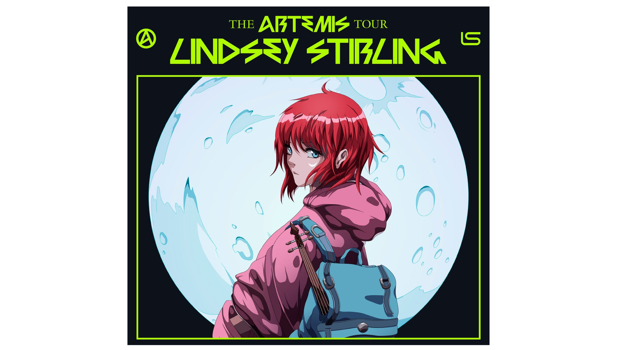 Lindsey Stirling Pre-Show Experience