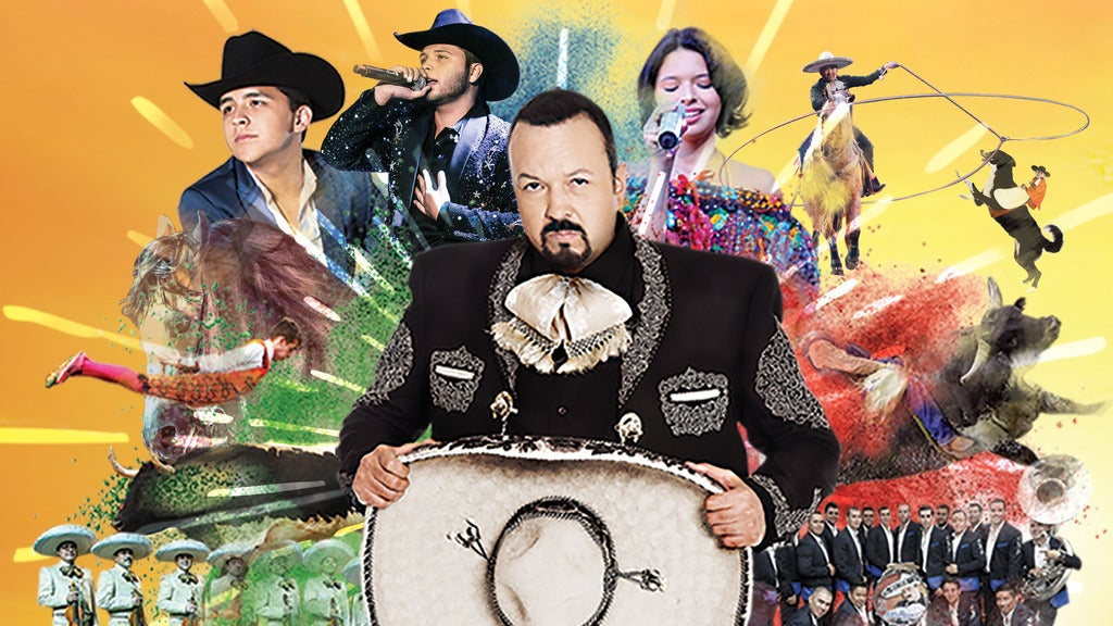Hotels near Pepe Aguilar Events