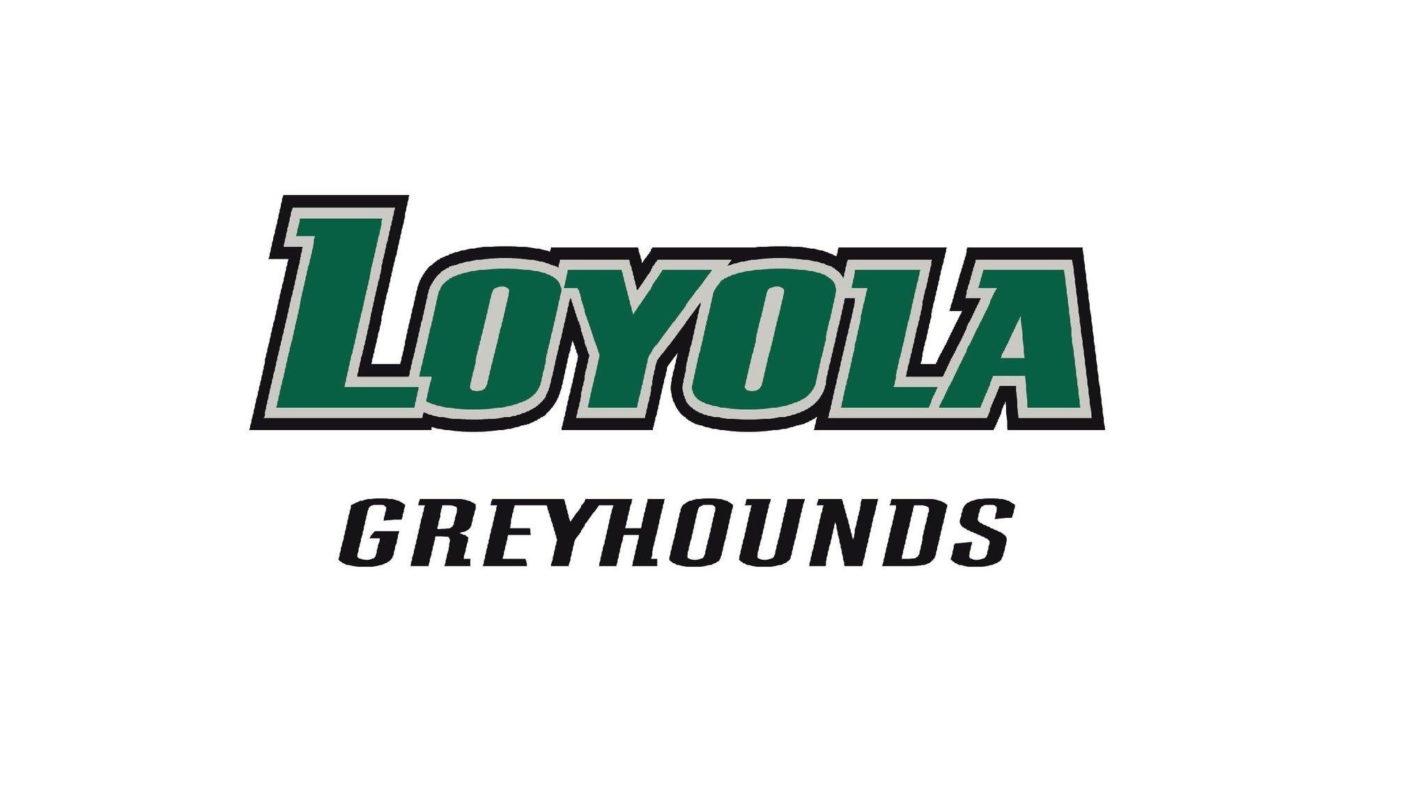 Loyola Greyhounds Men's Basketball vs Colgate