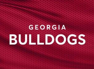 Georgia Bulldogs Football vs. East Tennessee State Buccaneers Football