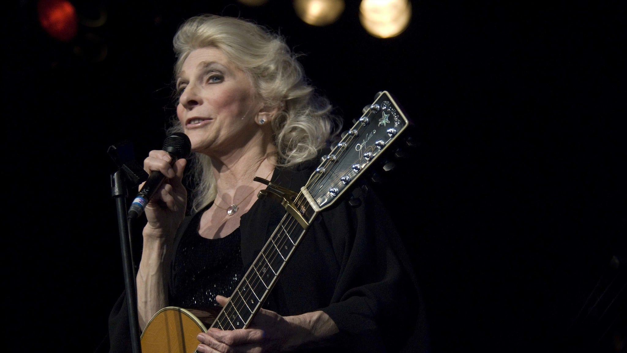 Judy Collins at Ridgefield Playhouse