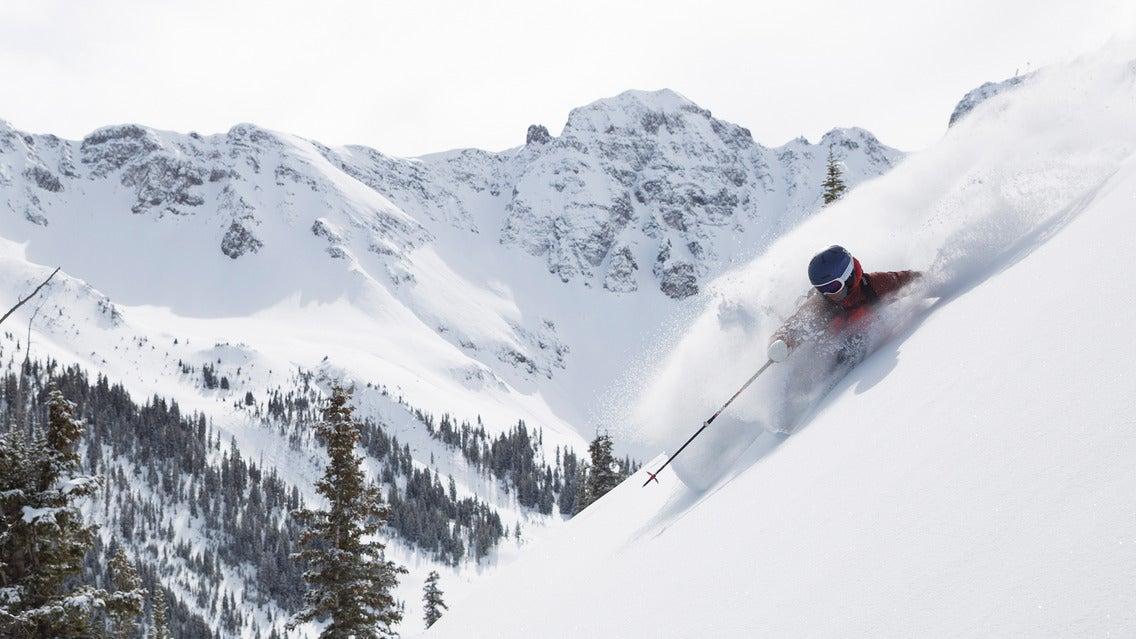 Warren Millers Winter Starts Now