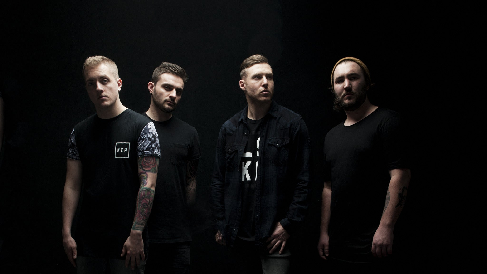 I Prevail at Cathedral Theatre at the Masonic Temple Detroit - Detroit, MI 48201