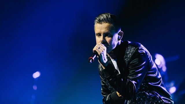 Tom Chaplin sings the songs of Queen London Palladium Seating Plan