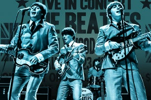 Image used with permission from Ticketmaster | The Bootleg Beatles tickets