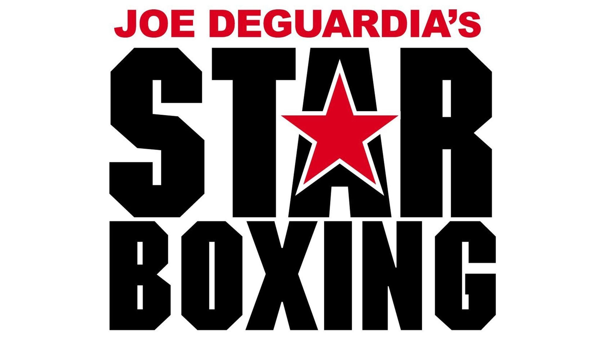 Joe DeGuardia's Star Boxing Presents: Rockin' Fights