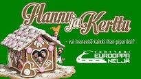 PERUTTU Teatteri Eurooppa Neljä:  Hannu ja Kerttu