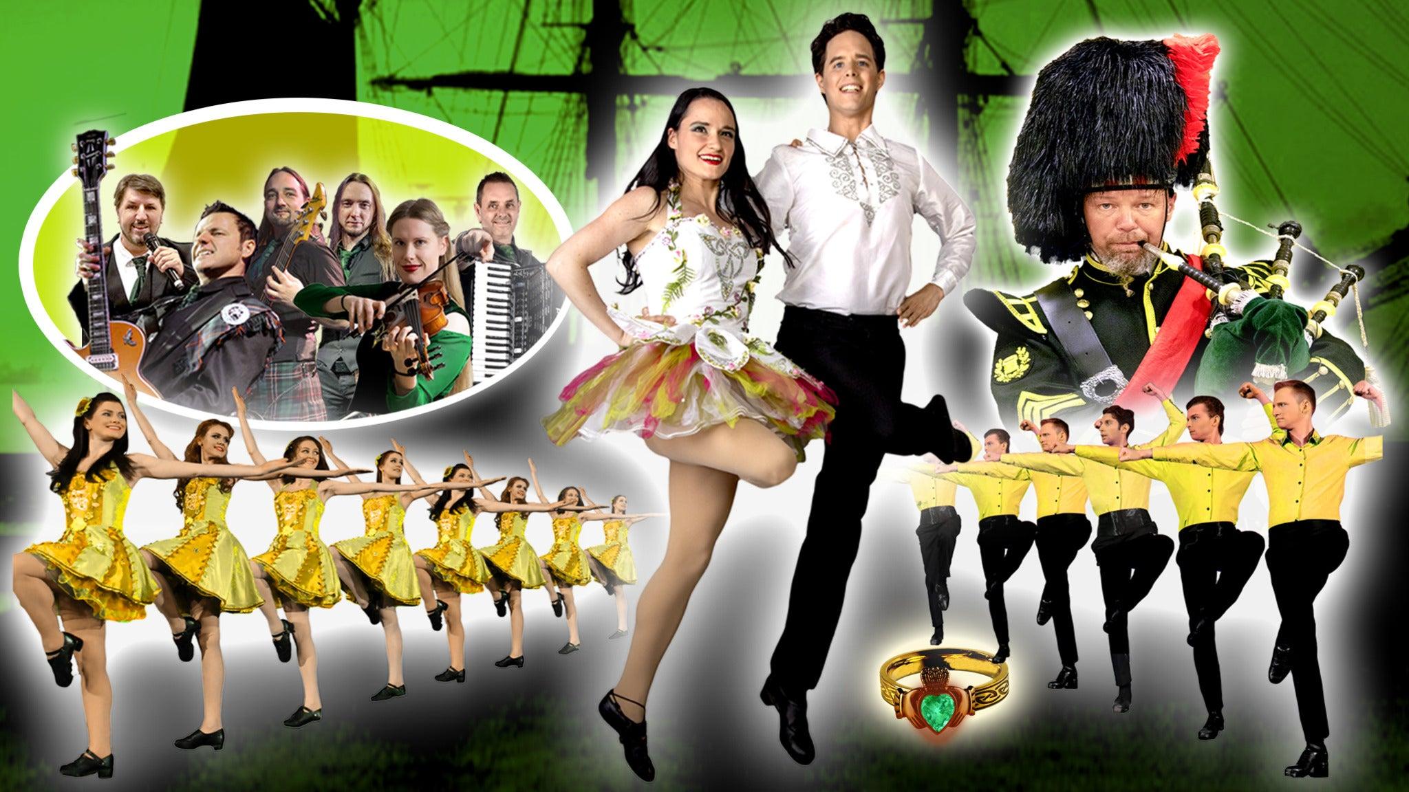 Cornamusa – World of Pipe Rock and Irish Dance