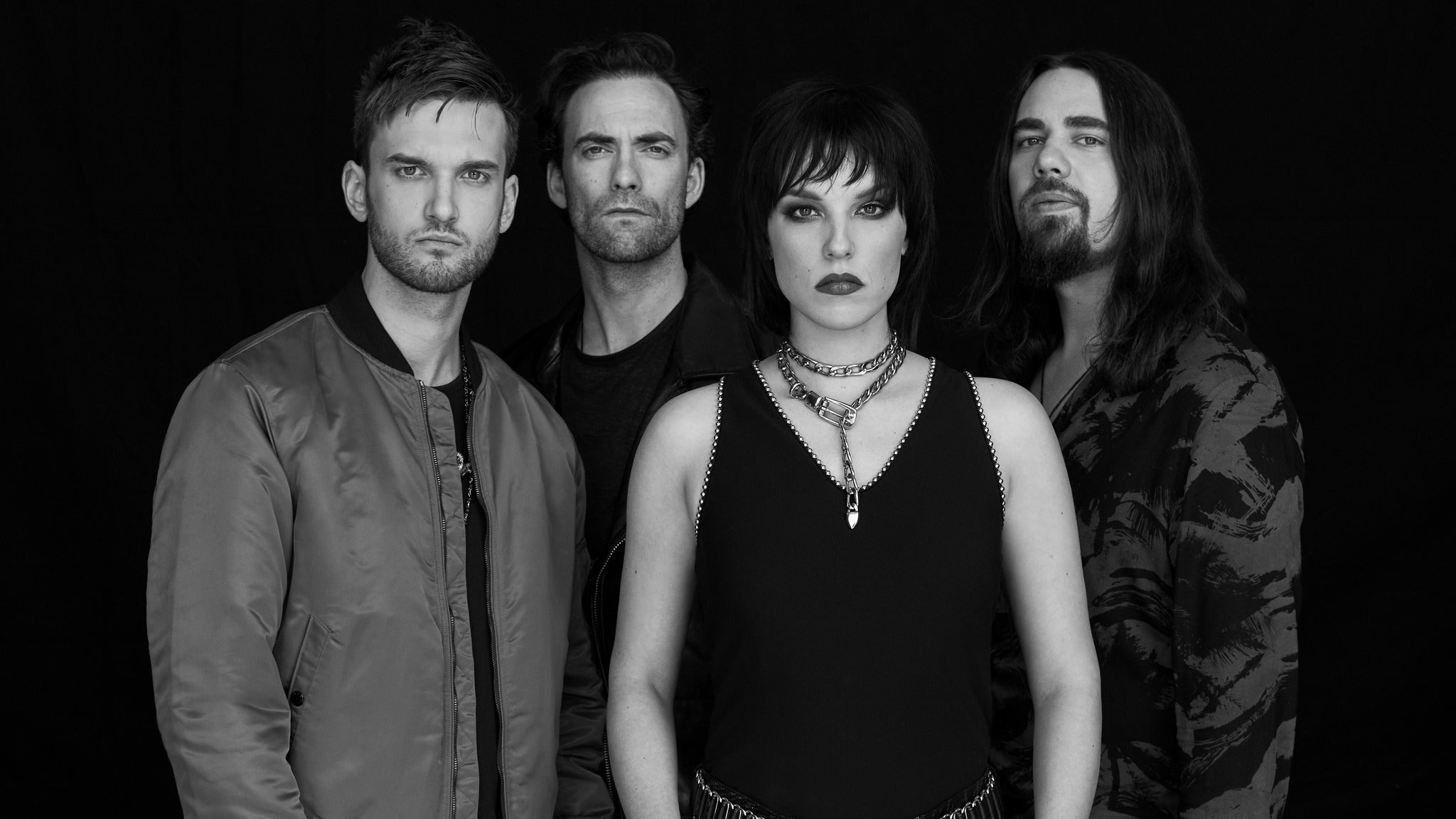 Halestorm at Ford Park Live