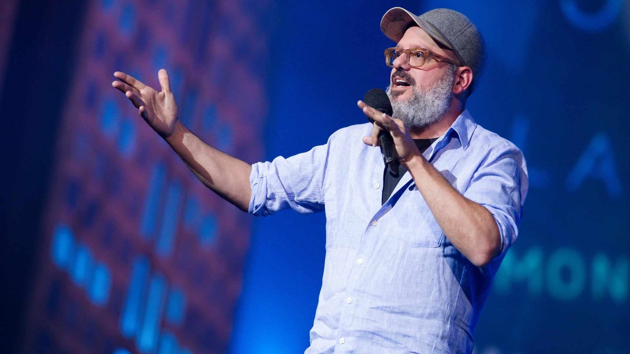 David Cross at House of Independents