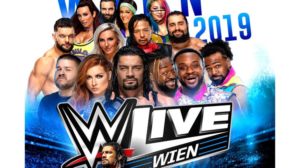 Hotels near WWE Live Events