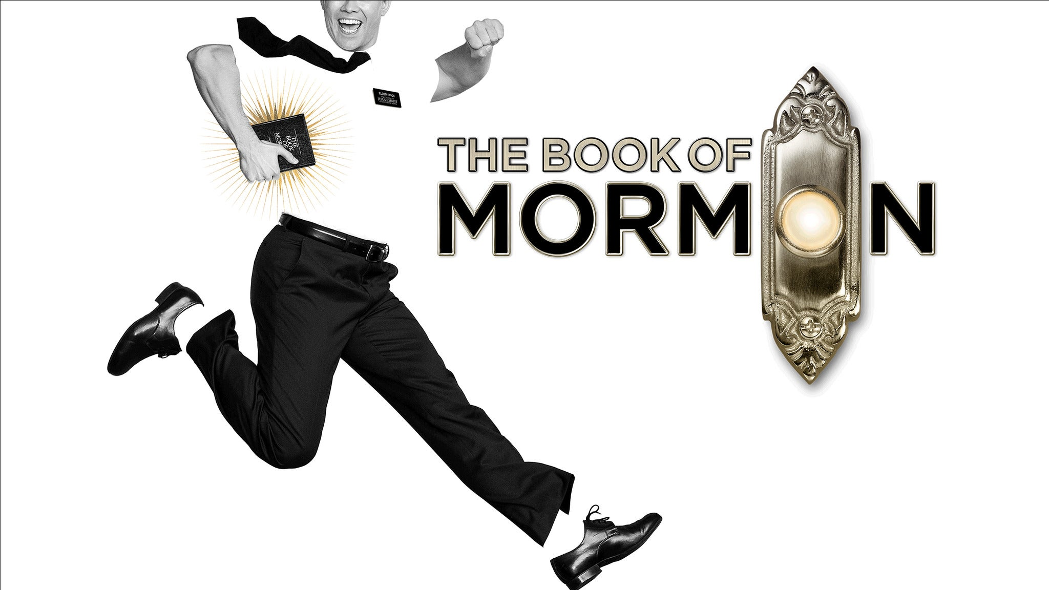 The Book of Mormon at Eccles Theater - Salt Lake City