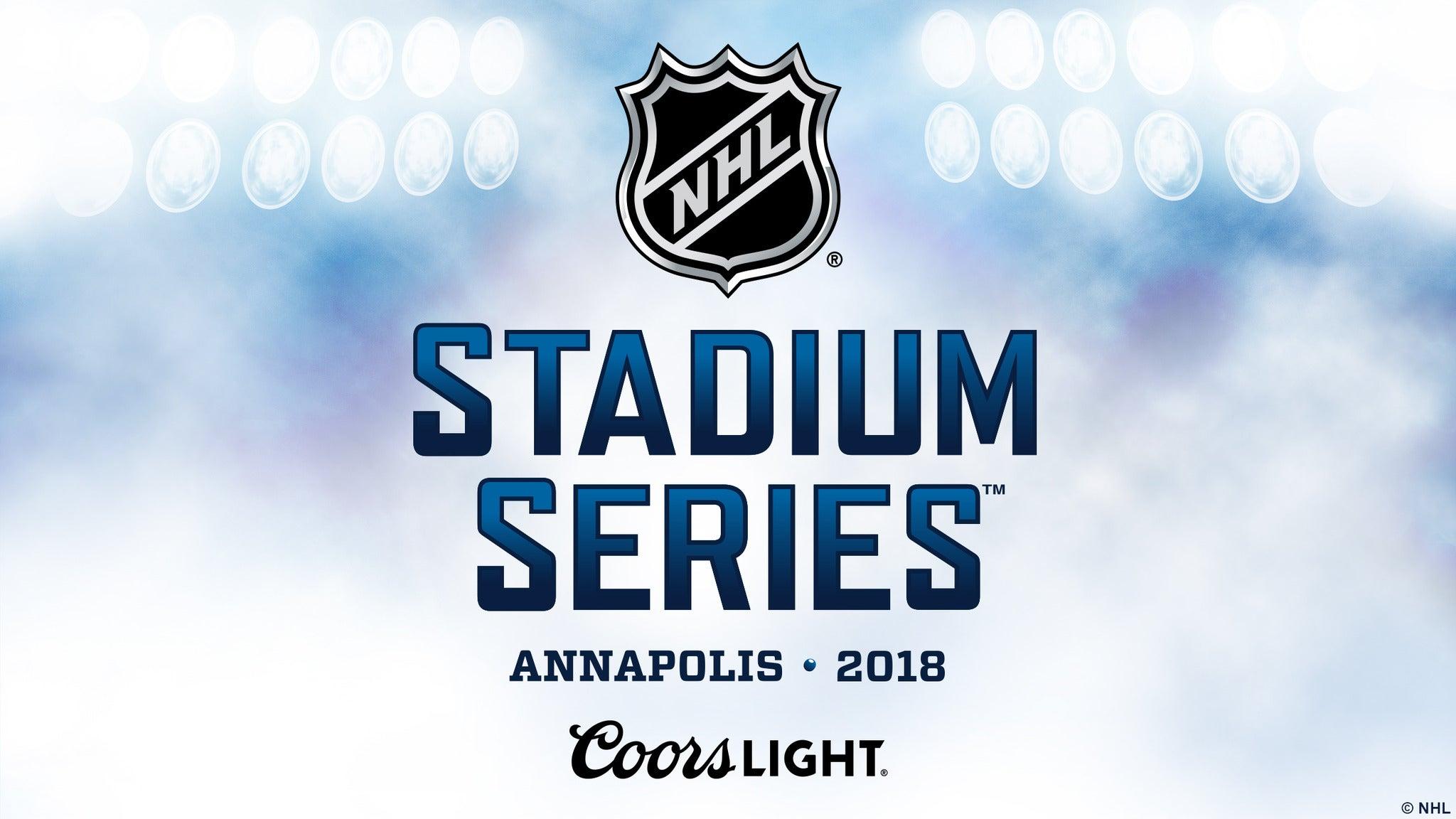 2018 Coors Light NHL Stadium Series - Maple Leafs v Capitals