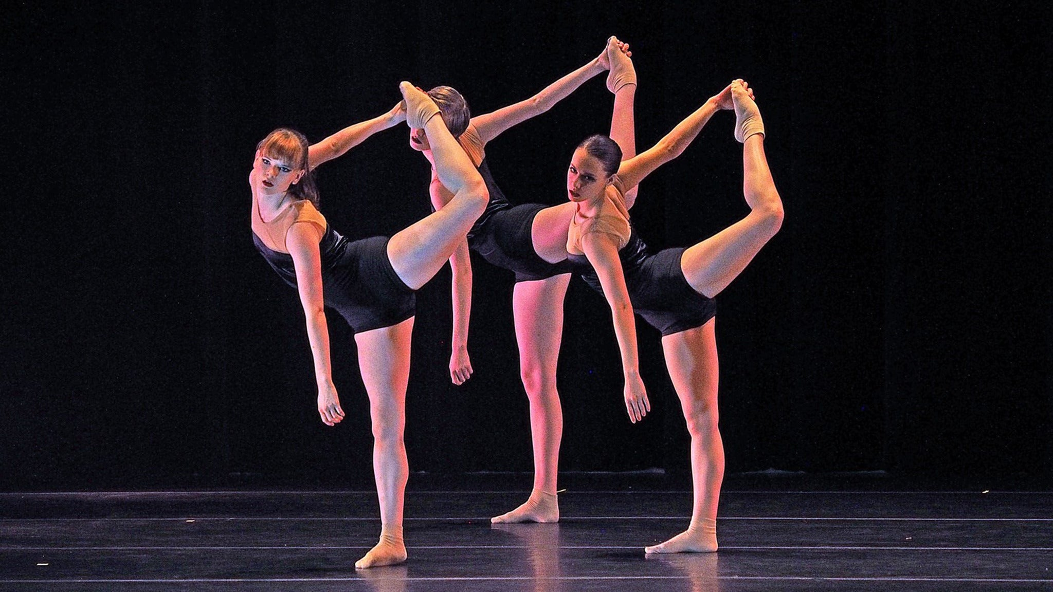 Missouri Contemporary Ballet at Jesse Auditorium