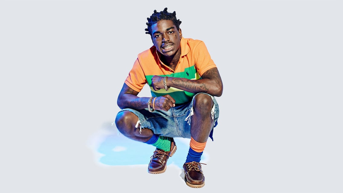 Kodak Black at The Dome at Toyota Presents Oakdale Theatre