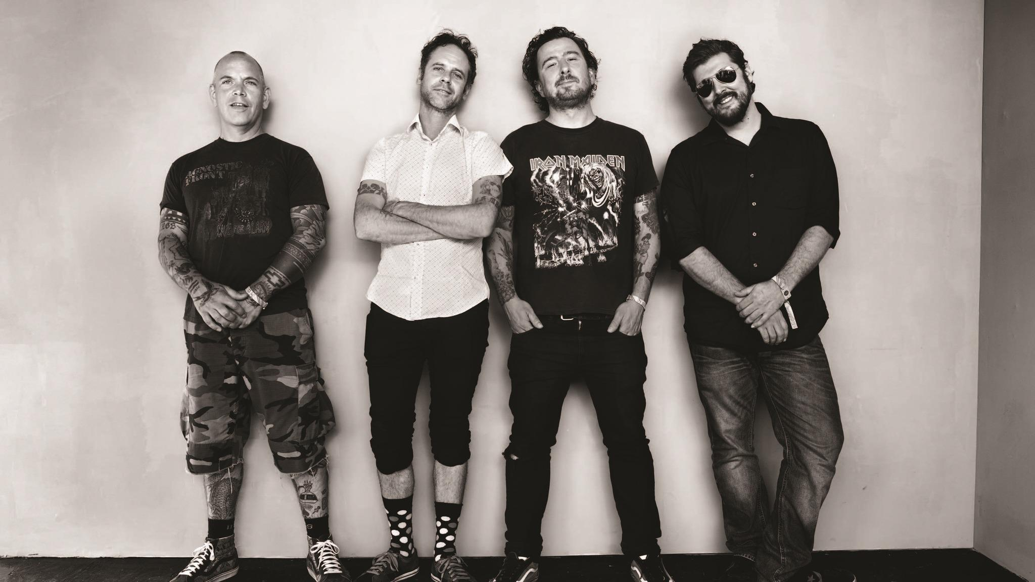 The Bouncing Souls Stoked for Summer