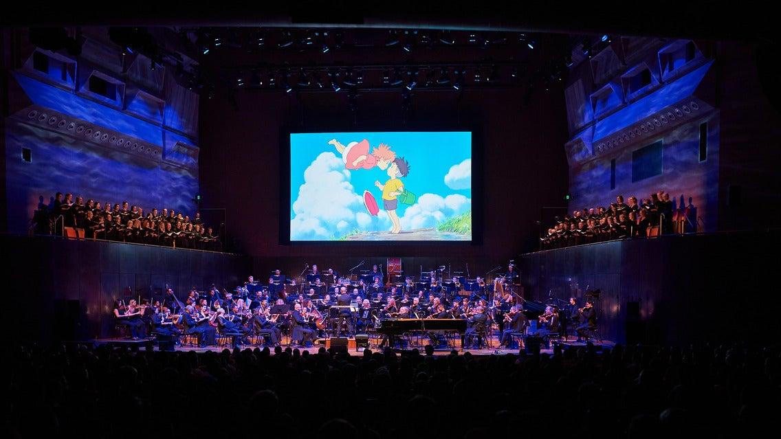 Joe Hisaishi Symphonic Concert: The Music of Studio Ghibli SSE Arena Wembley Seating Plan