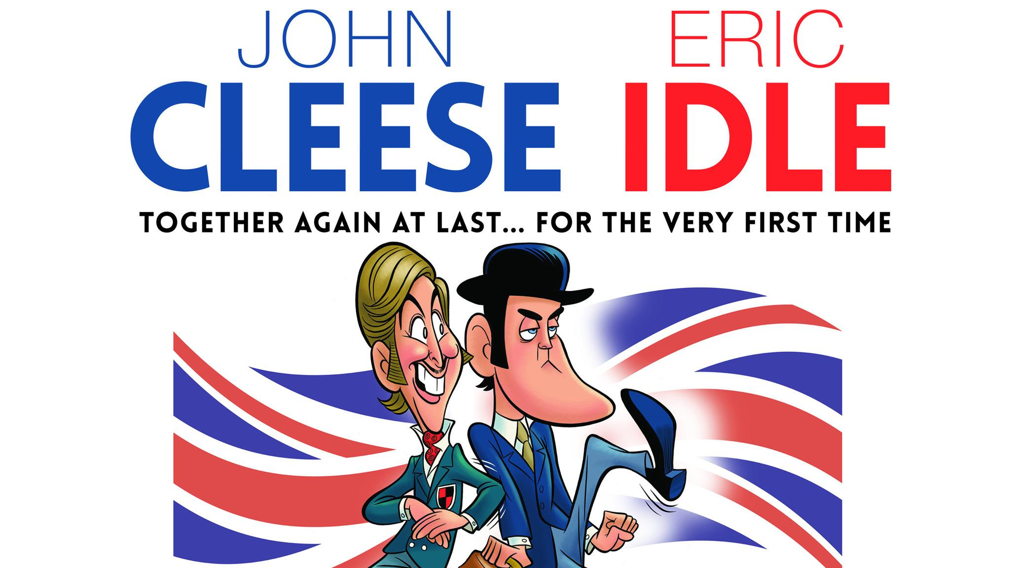 Cleese & Idle at The Plaza Theatre Performing Arts Center