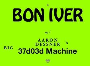 Bon Iver, 2021-01-23, Барселона