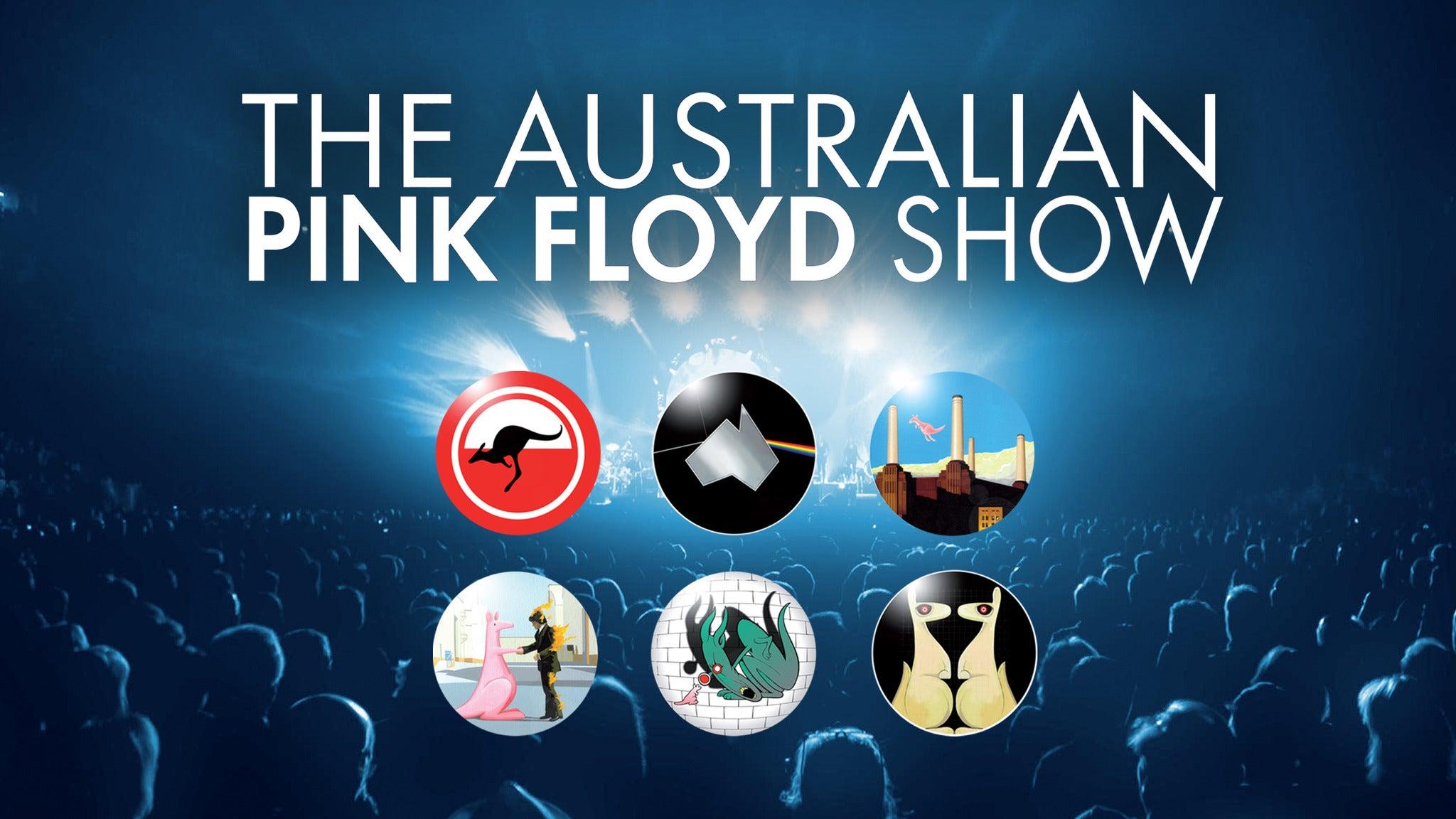 The Australian Pink Floyd Show at Tuscaloosa Amphitheater