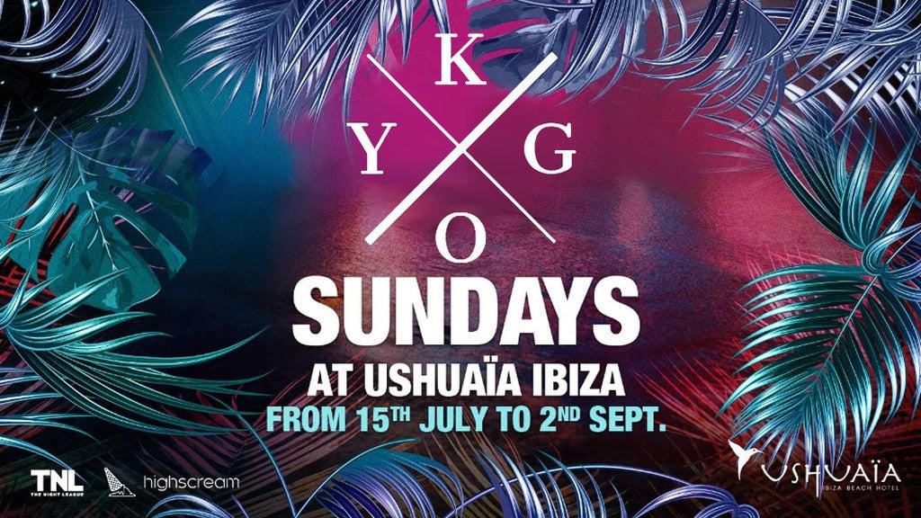Hotels near Kygo Events