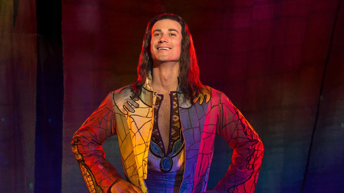 Joseph and the Amazing Technicolor Dreamcoat at Toby's Dinner Theatre | Columbia, MD | Toby's Dinner Theatre Columbia | August 13, 2017