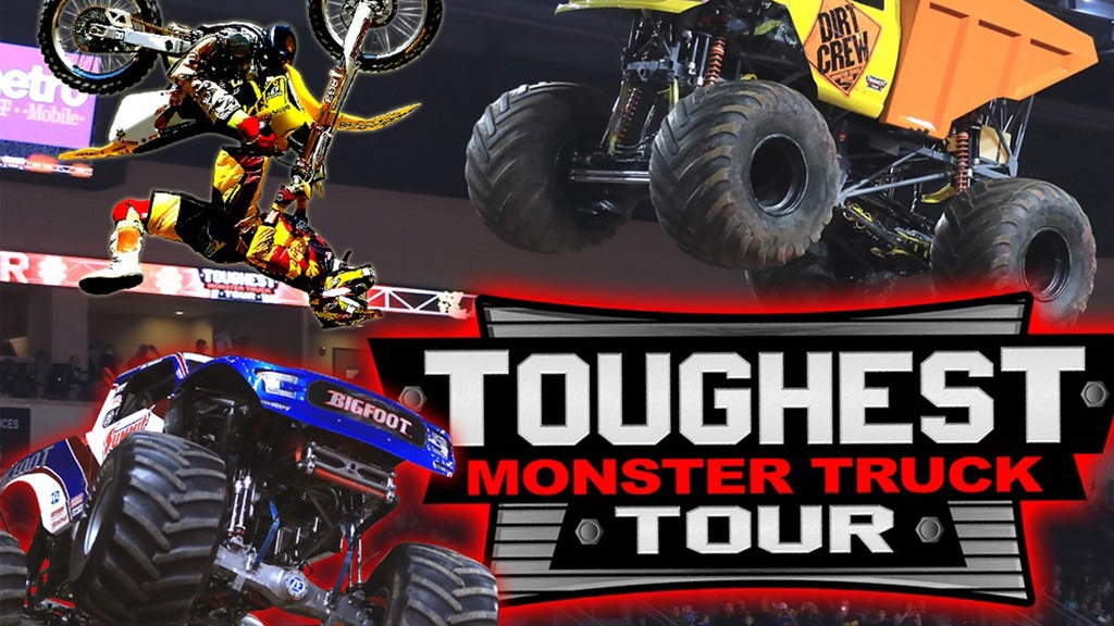 Hotels near Toughest Monster Truck Tour Events
