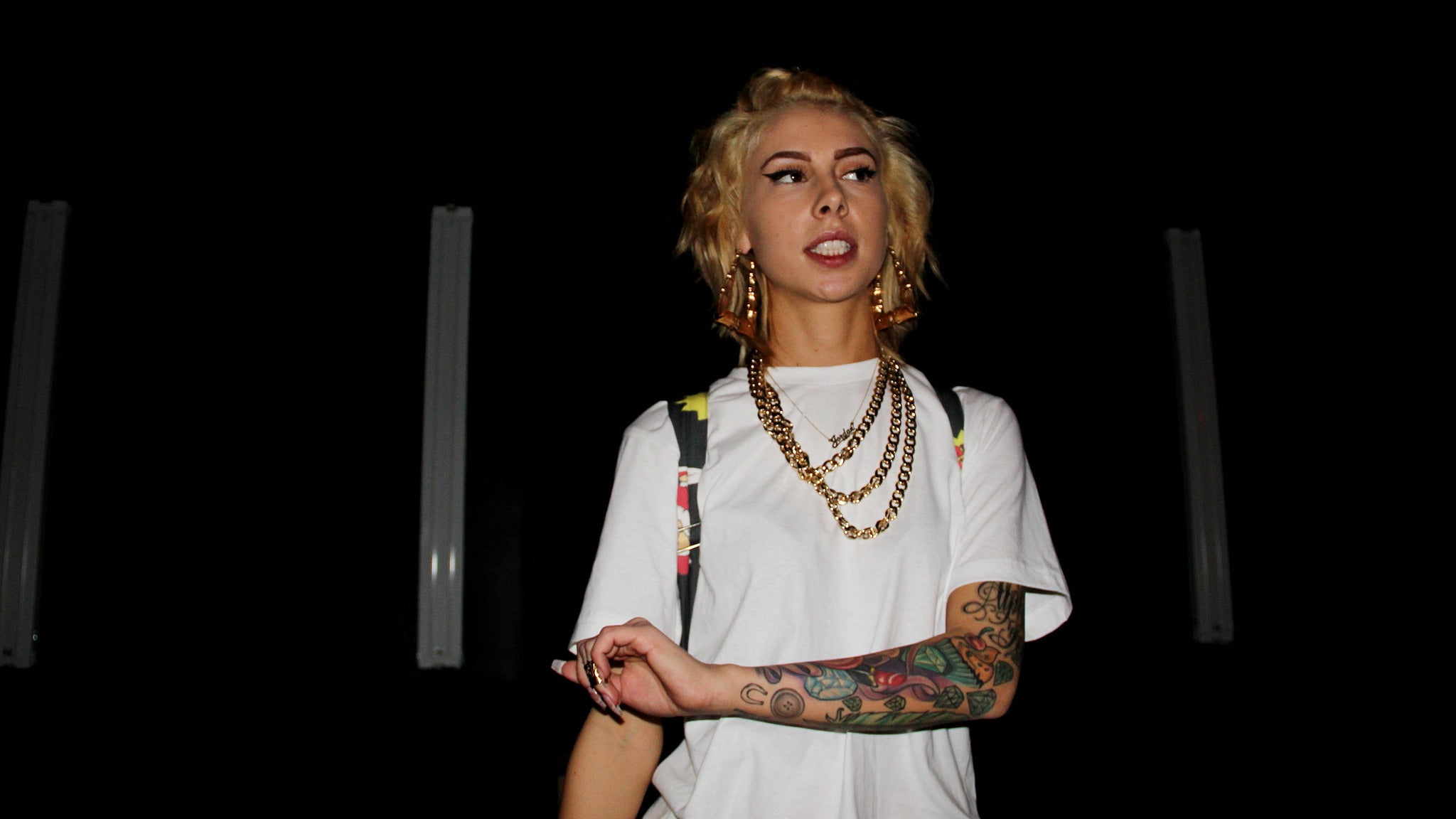 Lil Debbie at Whiskey Dick's