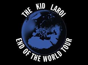 The Kid LAROI: End of the World Tour, 2022-04-02, Стокгольм