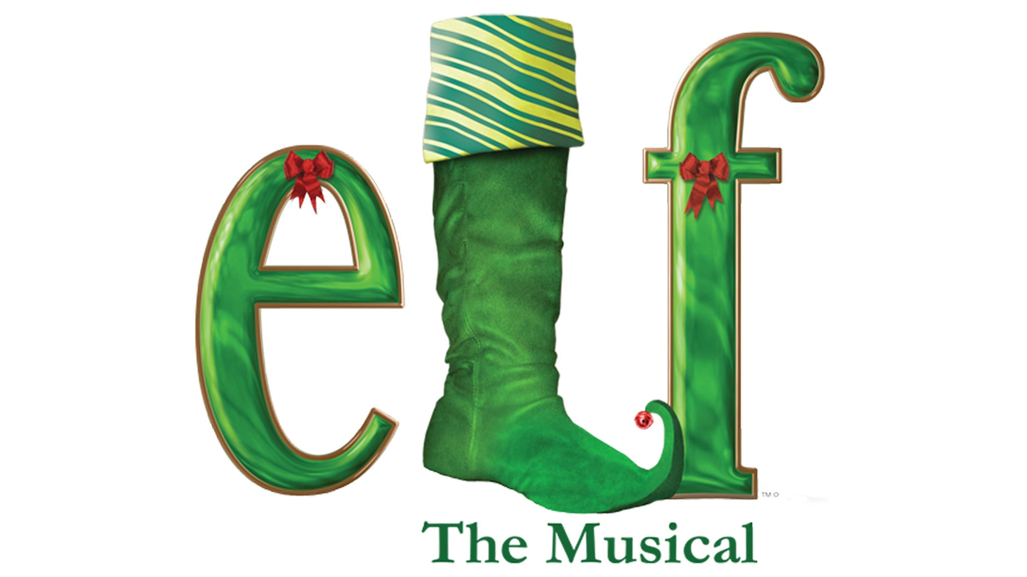 Elf the Musical at Toby's Dinner Theatre