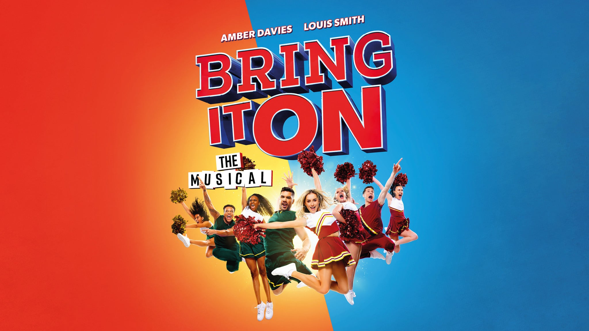 Bring It On: The Musical Event Title Pic
