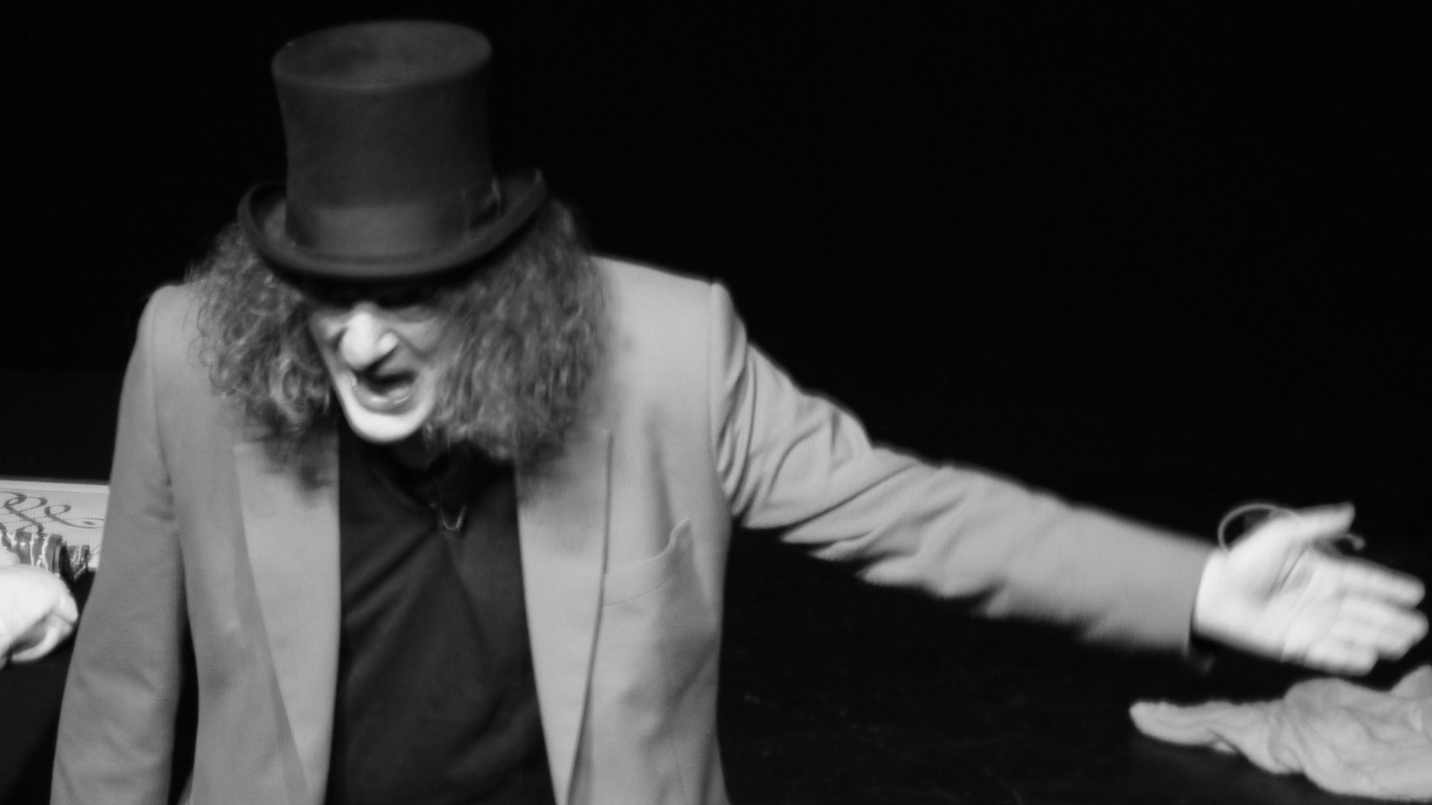 foto ticket Jerry Sadowitz: Card Tricks with Inappropriate Patter