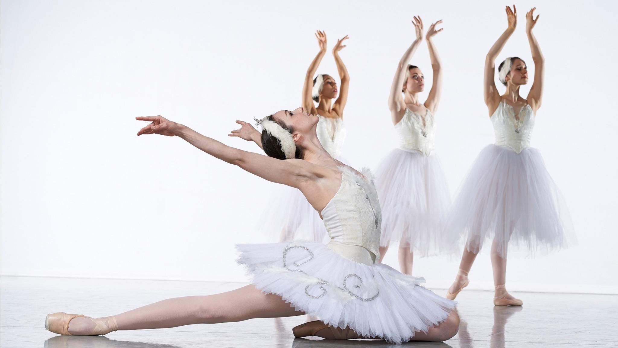 Swan Lake at Times-Union Ctr Perf Arts Moran Theater