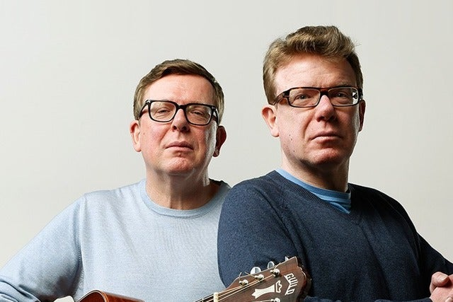 The Proclaimers tickets (Copyright © Ticketmaster)