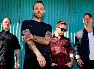 Blue October - I Hope You're Happy Tour