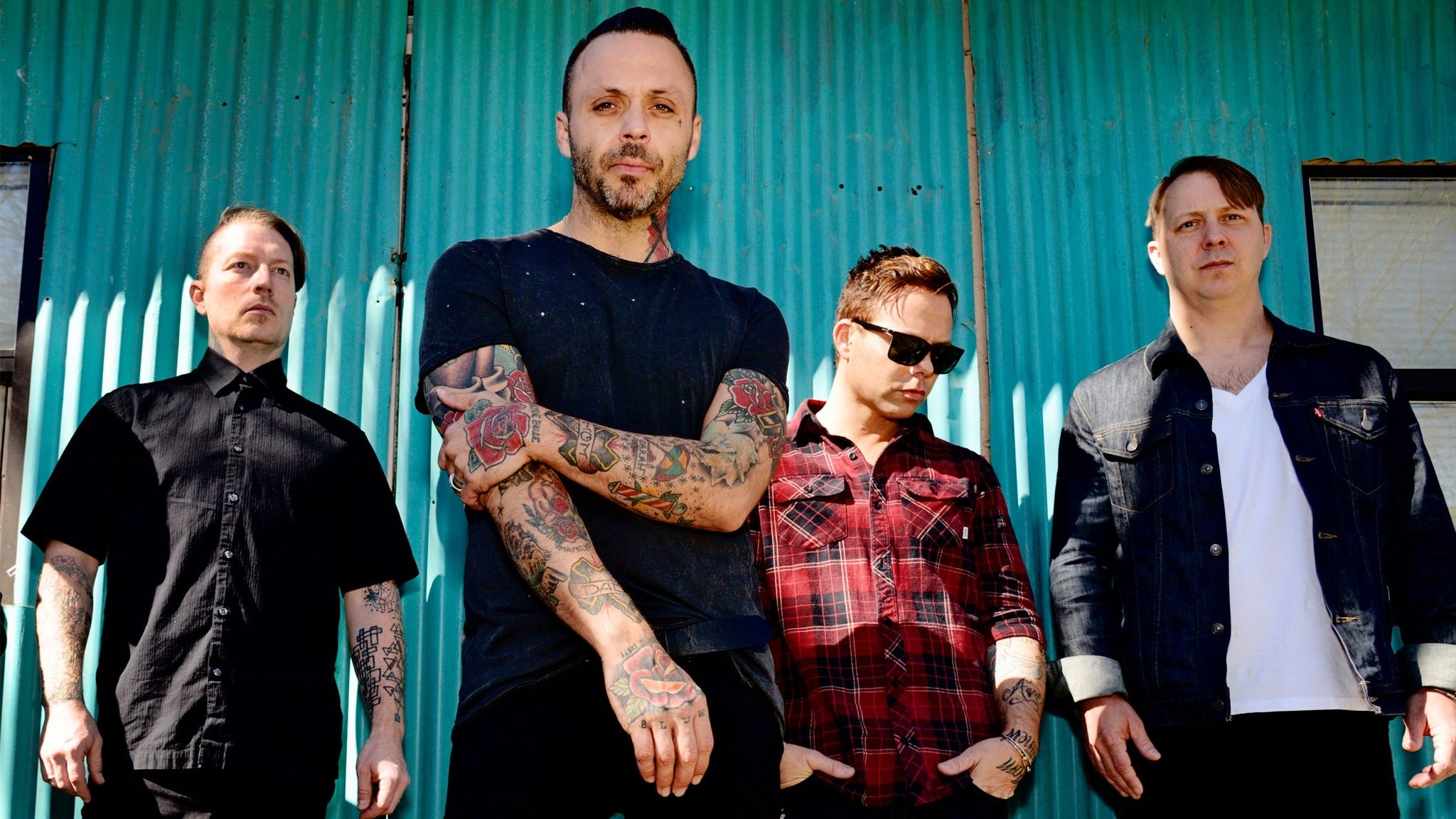 Blue October at Egyptian Room at Old National Centre