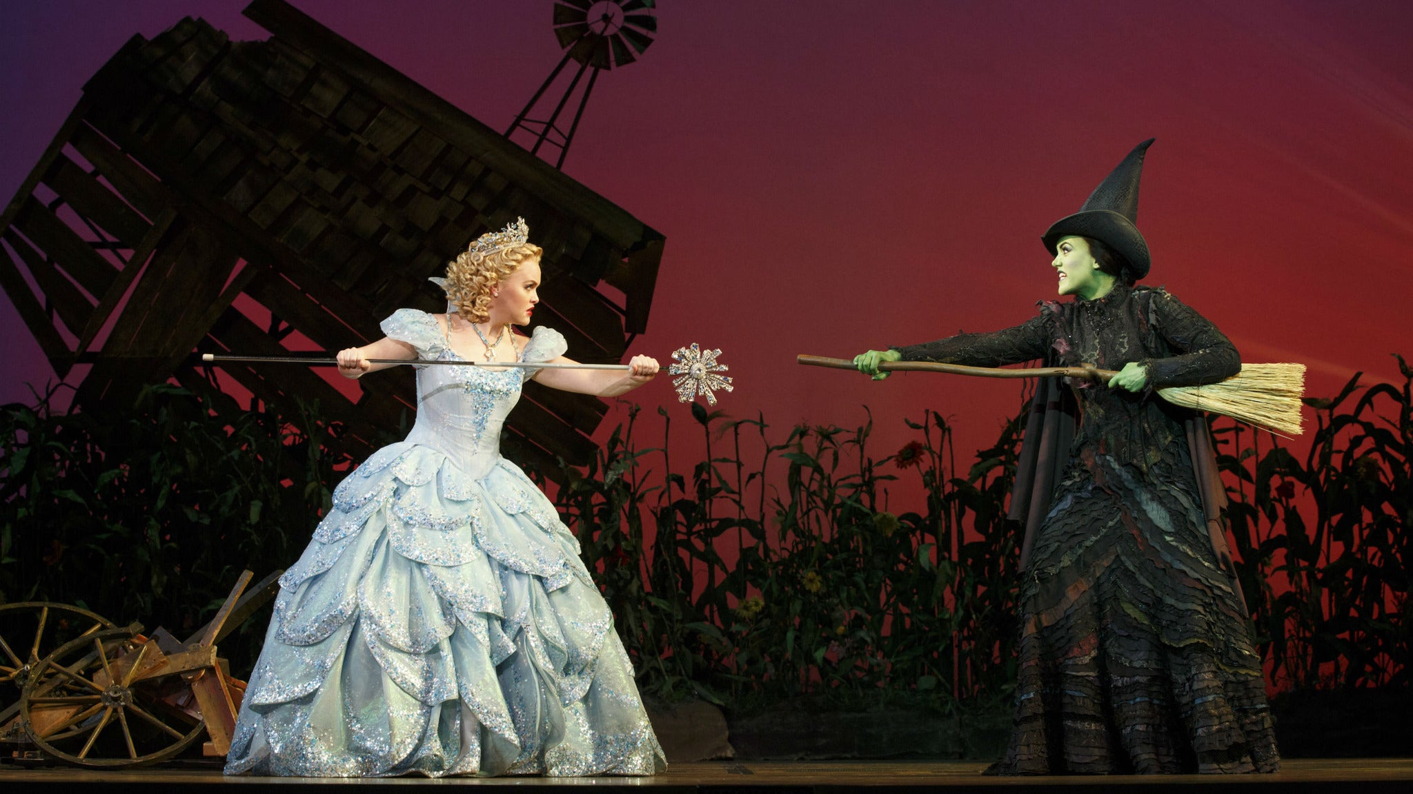Wicked (Chicago) at Oriental Theatre Chicago