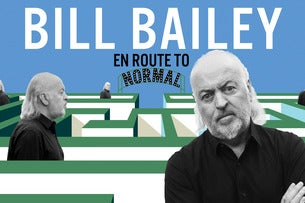 Bill Bailey: En Route To Normal Motorpoint Arena Nottingham Seating Plan