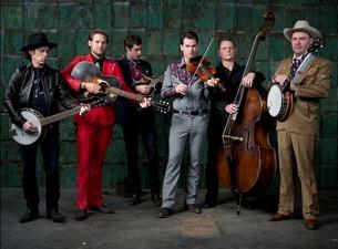 Old Crow Medicine Show w/ Ghost of Paul Revere