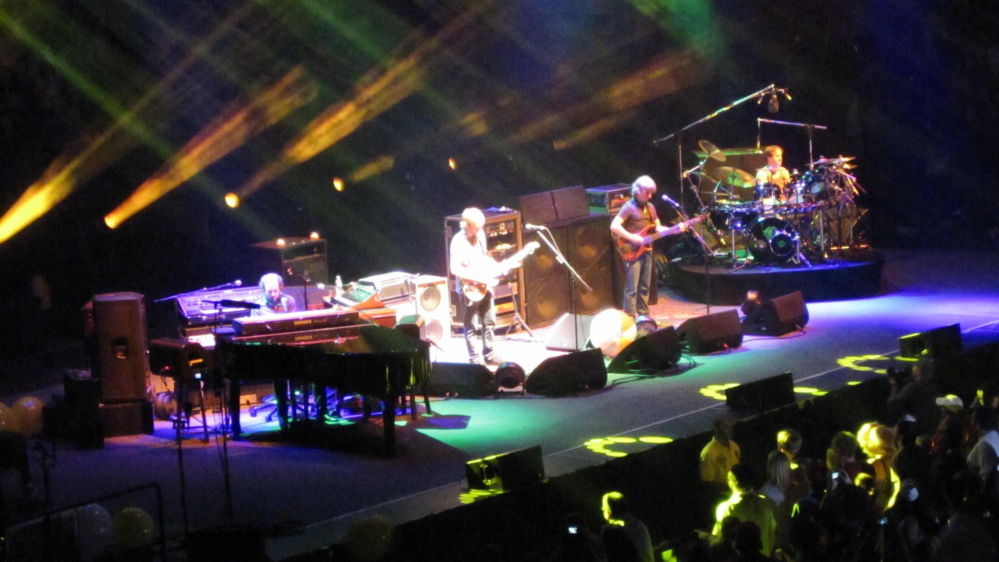 Phish at the Mann