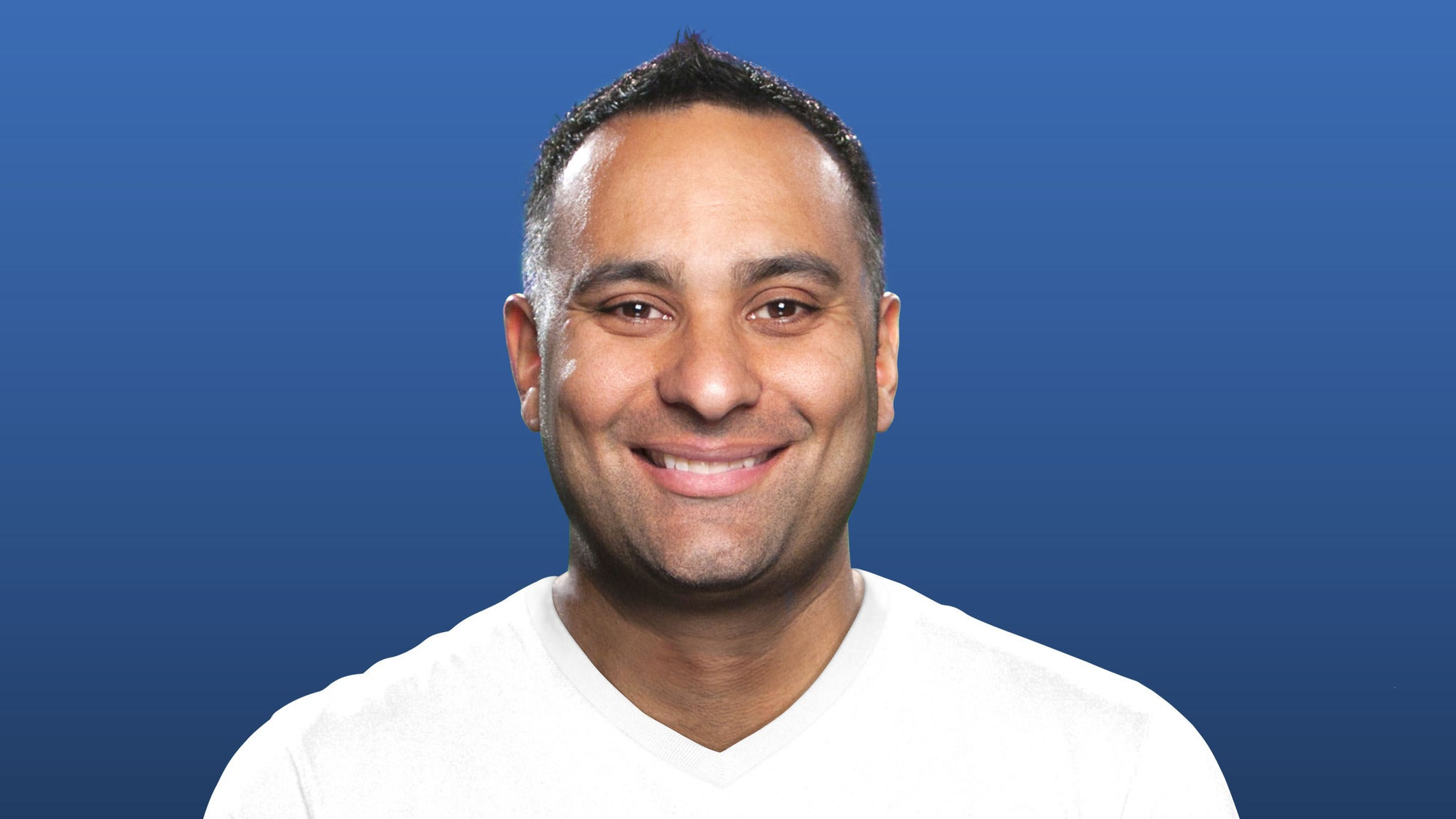 Russell Peters at San Jose Improv