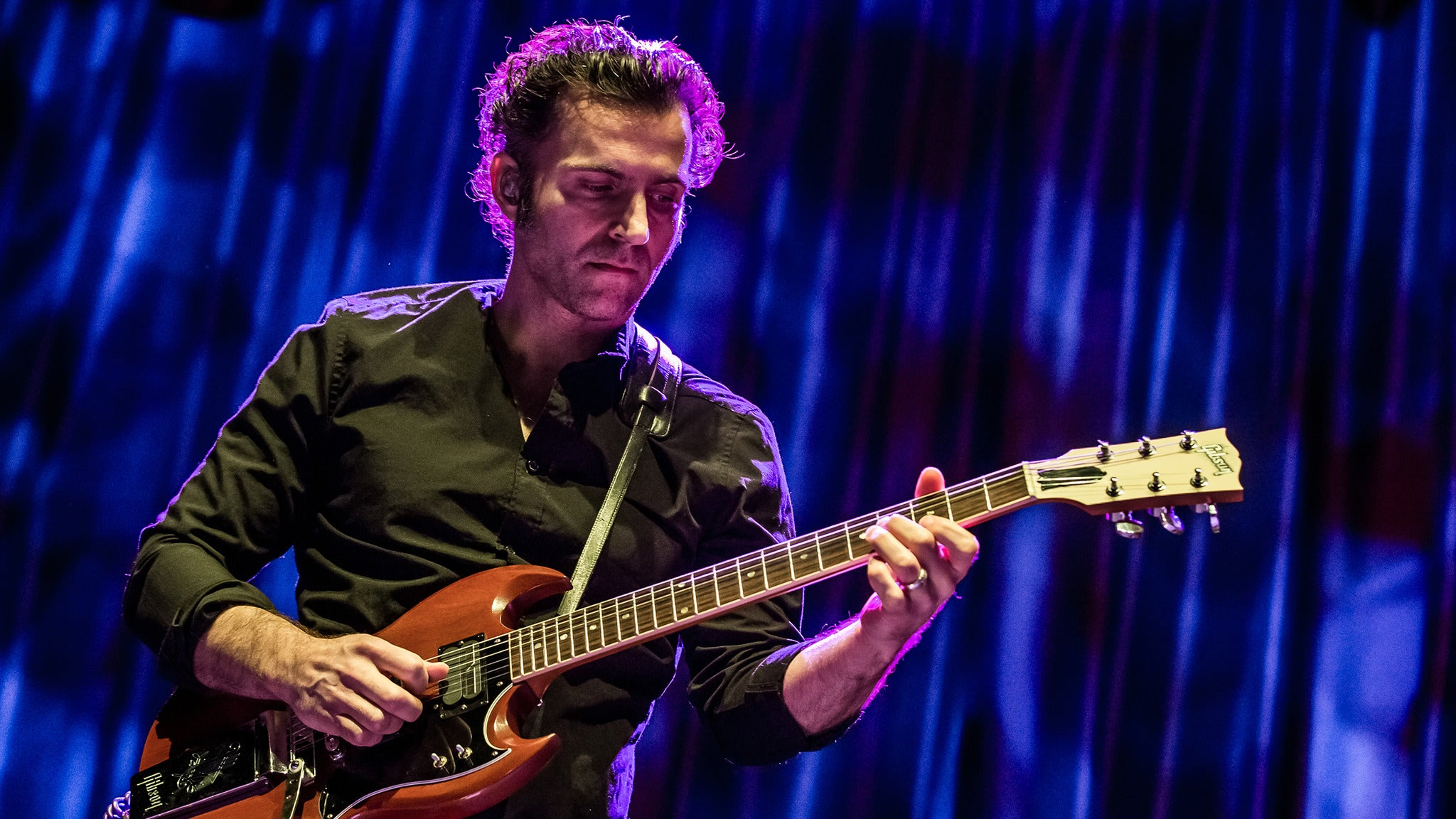 Dweezil Zappa at Ridgefield Playhouse