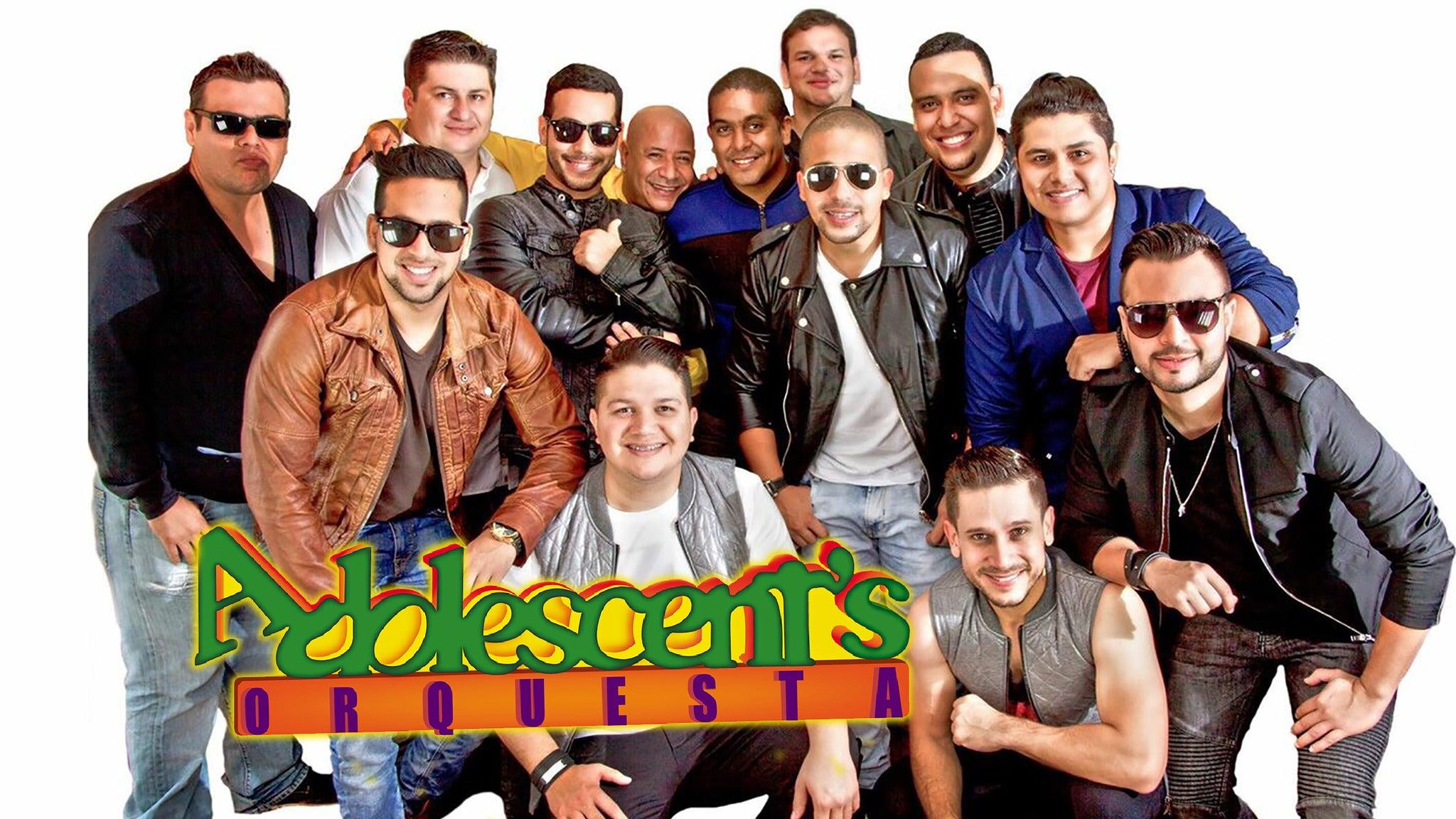 Los Adolescentes featuring Music By: DJ Cocotaso