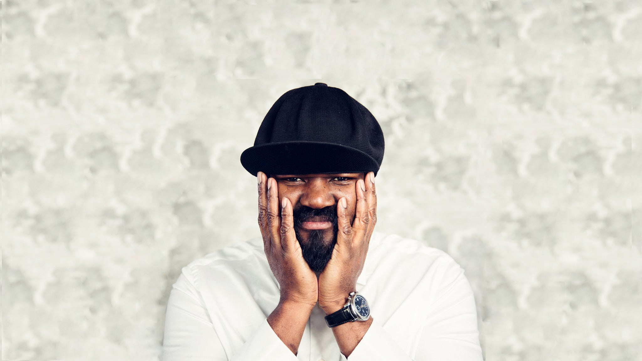 Gregory Porter at Orpheum Theatre