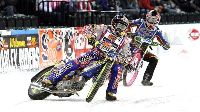 X-Treme International Ice Racing