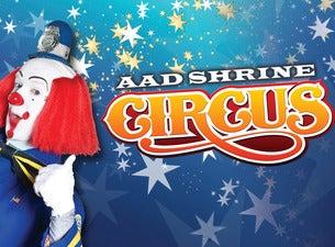 AAD Shrine Circus